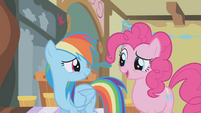 Pinkie Pie --hang out with party poopers-- S1E05