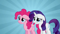 Pinkie Pie and Rarity crying S2E19