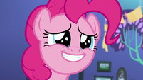 Pinkie Pie pleased by Starlight's words S7E4