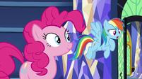 "Rainbow ""I'm gonna meet the Wonderbolts"" S9E26"