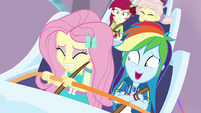 "Rainbow Dash ""how are you feeling"" EGROF"