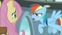 "Rainbow Dash ""no way"" S9E21"