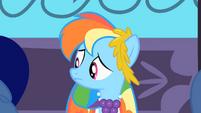 Rainbow Dash ''Isso não é sair com eles'' T1E26