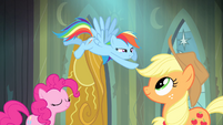 Rainbow Dash -storm of justice- S4E06
