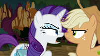 "Rarity ""going to have a serious talk!"" S8E13"