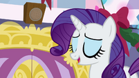 "Rarity relieved ""wonderful"" BGES3"