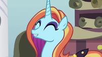 Sassy Saddles ecstatic -yes!- S5E14