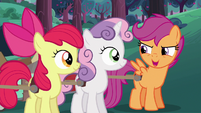 """Scootaloo """"buckle down and get to work"""" S6E14"""