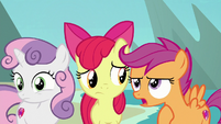 "Scootaloo ""which was not my fault!"" S8E6"