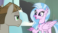 "Silverstream ""was able to turn you back"" S9E11"
