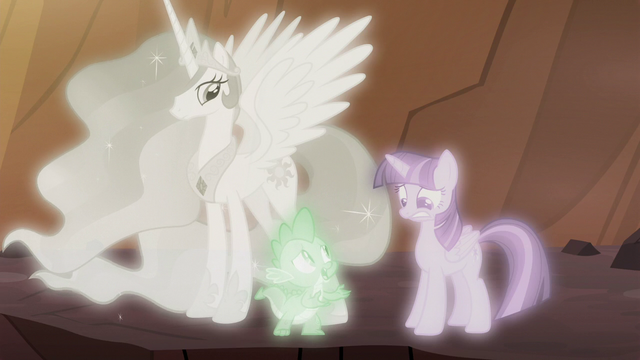 "File:Spike ""Twilight, this is crazy!"" S7E1.png"