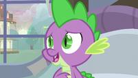 Spike -sounds good to me- S5E3