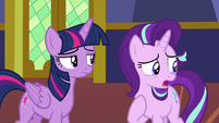 "Starlight ""maybe they are having a hard time"" S7E14"