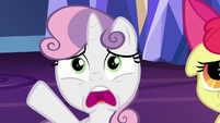 "Sweetie Belle ""everypony made it clear"" S9E22"