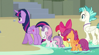 Twilight, Terramar, and CMC return to dry land S8E6