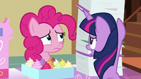 "Twilight ""you're making the same face"" S7E3"