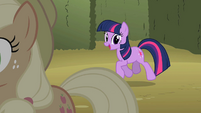 Twilight 'Who were you talking to' S2E01