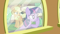 Twilight thinking about Shining Armor S2E25