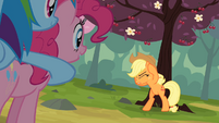 Annoyed by Pinkie Pie S2E14