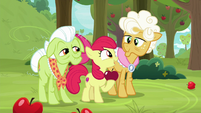 "Apple Bloom ""think I still have a chance?"" S9E10"