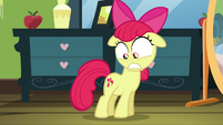 Apple Bloom with Apple Bloom cutie mark S5E4