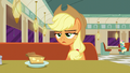 "Applejack ""It was a plum-puckered, pig-pushin'..."" S6E9.png"