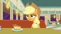 "Applejack ""It was a plum-puckered, pig-pushin'..."" S6E9"