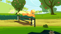 Applejack Training 1 S2E14