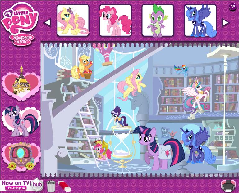image canterlotcastlescreenshot2 png my little pony friendship