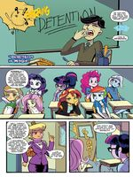 Canterlot High March Radness page 1