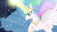 "Celestia ""Push them back, my sister!"" S6E2"
