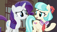 "Coco Pommel ""you bet your boots we were!"" S5E16"