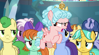 "Cozy ""we have to defend this school!"" S8E26"