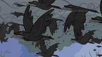 Crows come for the third sign S2E12