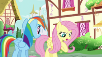 "Fluttershy ""never learned to do anything"" S6E11"