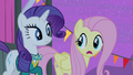 Fluttershy 'we can't disappoint that sweet little filly' S4E14.png
