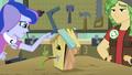 Luna testing Micro and Sandalwood's birdhouse EG3.png