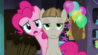 "Pinkie Pie ""where does it say that?"" S8E3"