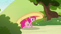 Pinkie Pie bringing her boat S3E03.png