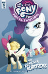 Ponyville Mysteries issue 5 cover B