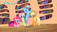 Rainbow Dash on your birthday S2E10