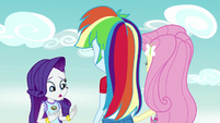 """Rarity """"I don't know how to control this"""" EG4"""