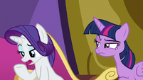 "Rarity ""I may have monopolized him"" S9E19"