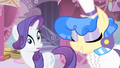 Rarity alarmed by Sapphire Shore's request S1E19.png