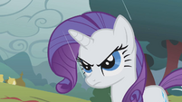 Rarity enraged S1E8