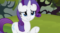 Rarity we'll all ready S3E9