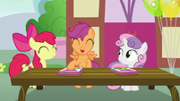 "Scootaloo ""find out what you're truly good at!"" S7E21"