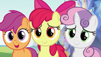 "Scootaloo ""remember what we taught you?"" S8E12"
