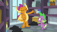 Spike -why would I do that-- S8E11