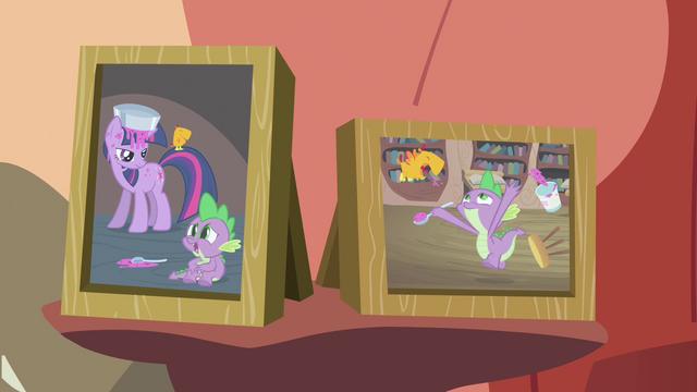 File:Spike and Peewee bonding photo S03E11.png